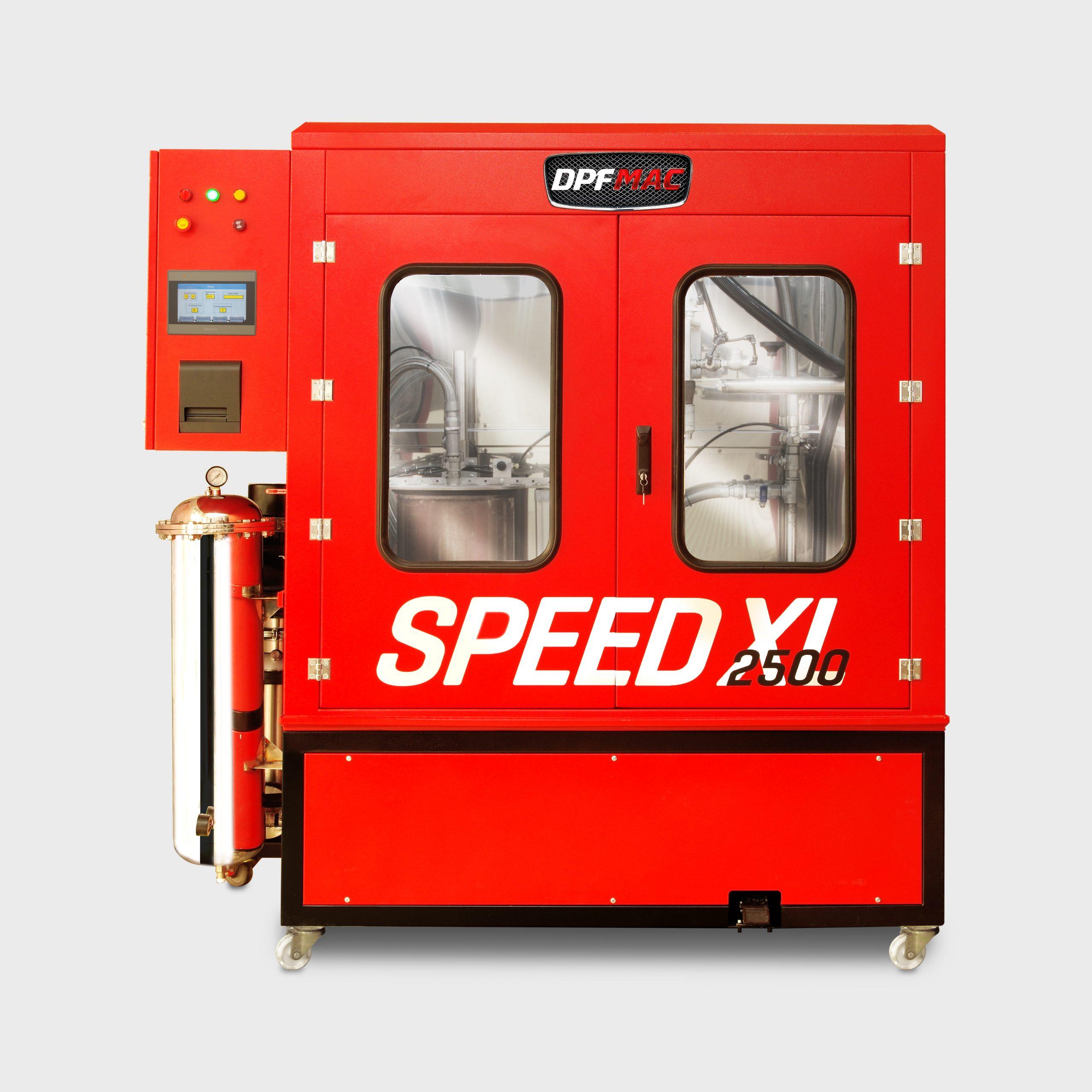 Speed 2500 XL